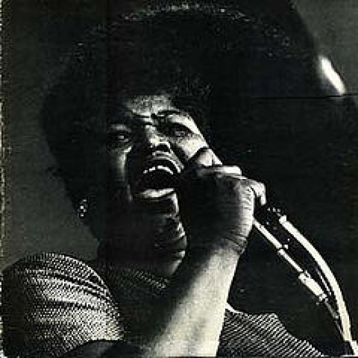 Big Mama Thornton--The real Deal
