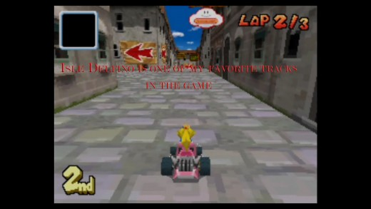 I like the idea of racing thorough a small town on go karts.