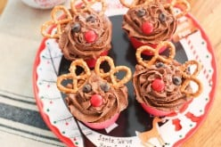 12 Easy and Fast Christmas Cupcakes