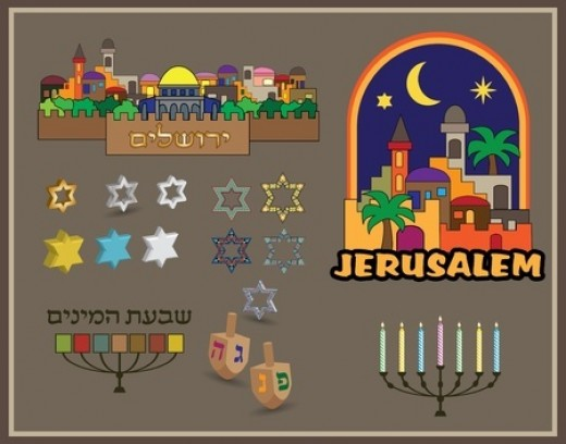 Icons from Judaism