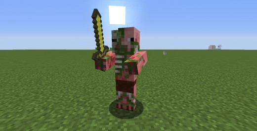 The main inhabitant of the Nether