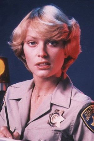 "The pretty Randi Oakes was cast as ""Officer Bonnie Clark"""