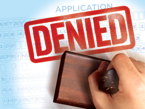 The fact that you are on the ChexSystems blacklist does not mean that your account application will be denied