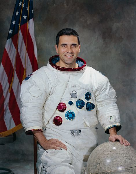 Harrison Schmitt, Executive Moon Miner