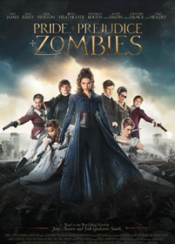 """Pride and Prejudice and Zombies"": an Action or Comedy Movie?"