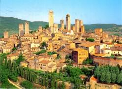 Florence, Italy: The History of Vernaccia di San Gimignano
