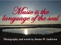 Music, the Inspiration for Emotional Health