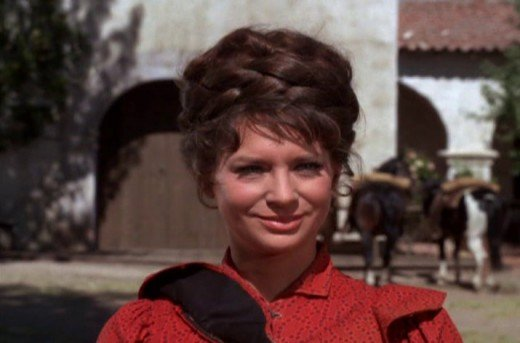"""as Elizabeth Ann Clauson in the episodes """"The Pursued: Part 1"""" and """"The Pursued: Part 2"""" (season 8)"""