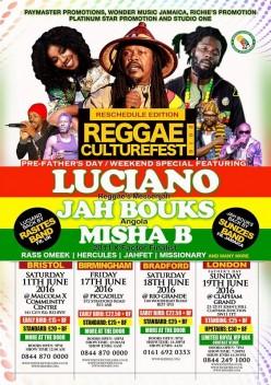 Reggae Culture Fest