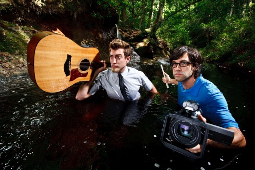 Rhett & Link - yet, another comedy duo, best known for their outrageously funny music videos and comedy sketches. A pair, having earned a respectable $4.5 million in 2015.