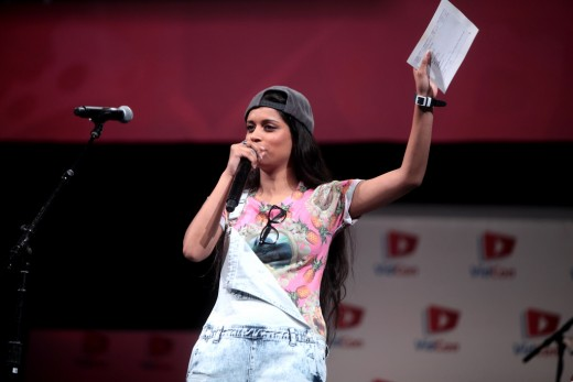 Lilly Singh (Superwoman) - A YouTube star best known for making funny comedy sketches and having a fun, slightly crazed personality. Lilly has made a respectable $2.5 million in 2015.