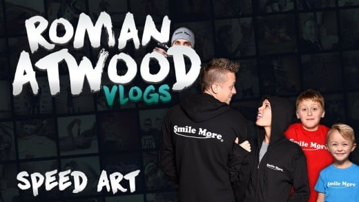 Roman Atwood - A YouTube vlogger, the blogging of the video-creation world, has made from his popular videos content, $2.5 million in 2015.