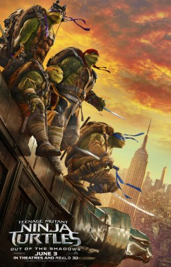 TMNT: Out of the Shadows - The Riles Review