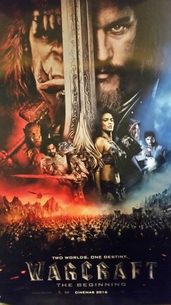 Warcraft: an enjoyable gaming adaptation
