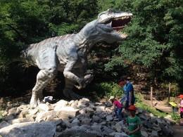 Giganotosaurus Dinosaur By Mangenalor CC BY-SA 4.0