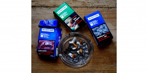 In 2016 a new law in the UK, disputed by manufacturers,  stated that all cigarettes should now be sold in plain packages