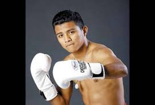 Roman Gonzalez is undefeated and he is an excellent boxer with great footwork and knockout power.