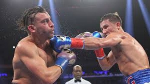 Triple G had no trouble in knocking out David Lemieux in their middleweight title fight.