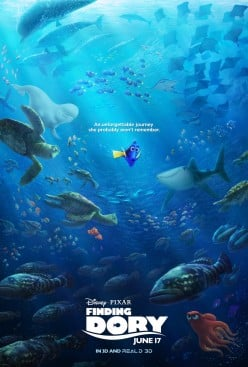 Finding Dory: Movie Review