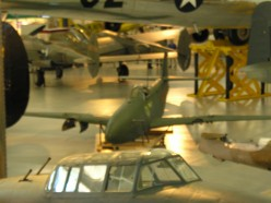 The Nakajima Kikka at the Udvar-Hazy Center