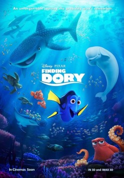 Finding Dory Movie Review: A Satisfying Sequel