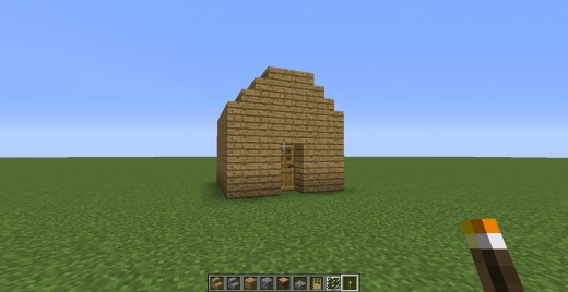A simple little starter home