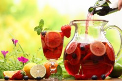 This Sangria Will Knock Your Socks Off
