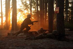 Basic Warrior Training.