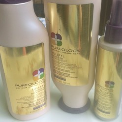 Review of Pureology Fullfyl: a luxurious hair thickening system