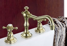 Look at these expensive bathroom fixtures