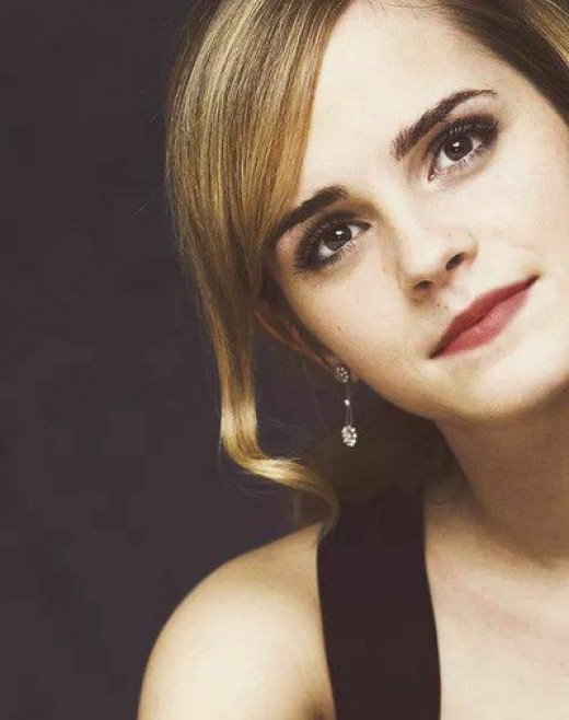 Image - Emma Watson - a star whose acting career started with Harry Potter, and has gone on to star in other successful movies, including The Perks of Being a Wallflower (2012) and Noah (2014)
