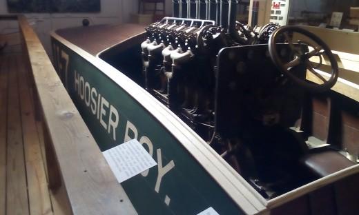 Hoosier Boy, Ohio County Historical Museum