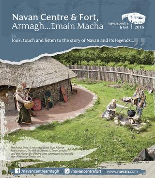 The Navan Centre and Iron Age hillfort in Armagh