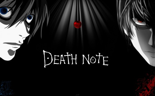 A More Recent Anime Death Note Is Popular Among Fans In The West And Like Evangelion Often Starting Point For Discussion