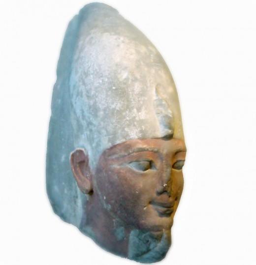 Ahmose I By Ahmosel CC BY-SA 2.5