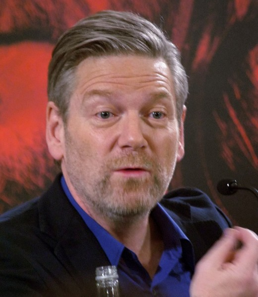 Image - Kenneth Branagh - the now successful movie director - who directed such movie projects as Thor (2011) and Cinderella (2015)