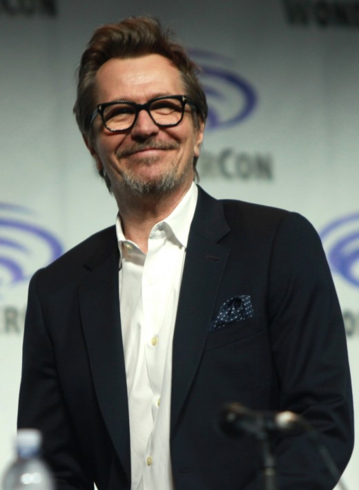 Image - Gary Oldman - a British actor who has appeared in two of Hollywood's biggest franchises, Harry Potter and The Dark Knight (trilogy), and still continues to get into the blockbusters
