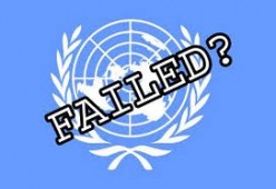 The Many Failures of the UN