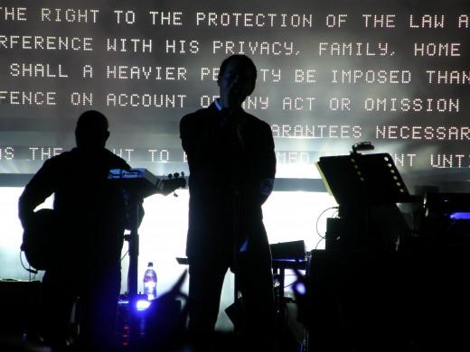 Massive Attack in Concert