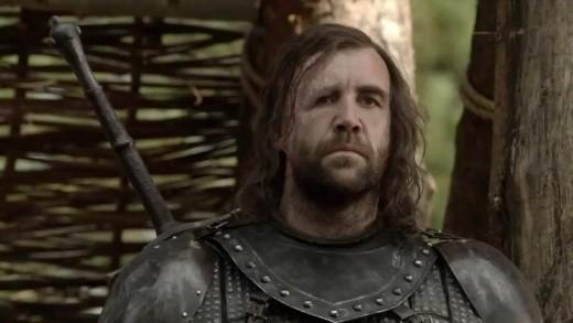"Sandor Clegane ""The Hound"""