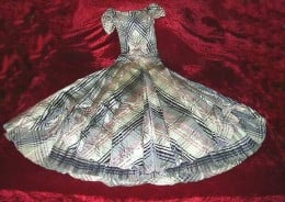 VINTAGE DRESS WE RECENTLY SOLD ON EBAY--WISH IT WOULD'VE FIT ME...
