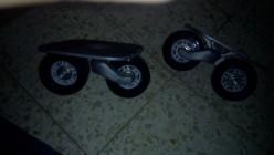 Drift skates