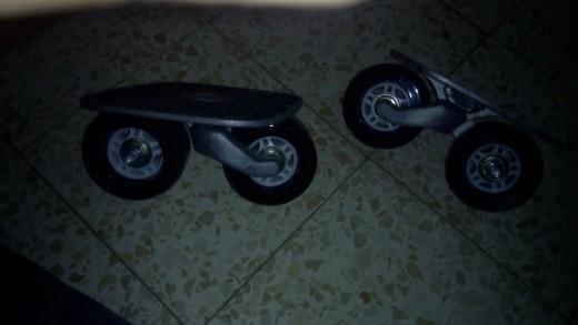 My new drift skates