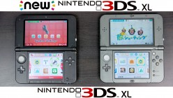 "Old Skool Nintendo 3DS XL vs. ""NEW"" 3DS XL"