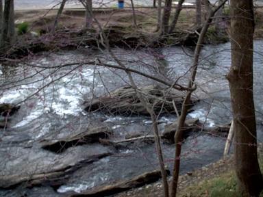 Chattahoochee river blues...