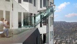 The L.A. SkySlide is Open!