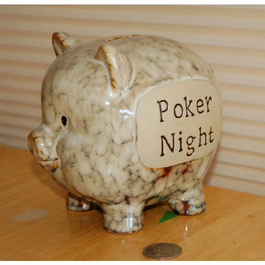 Saving For Poker Night