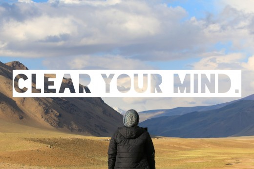 You will see that the mind is a powerful tool in this journey of life.