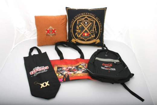 Bags for promotion