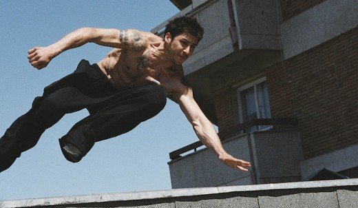 David Belle, the man responsible for parkour as we know today